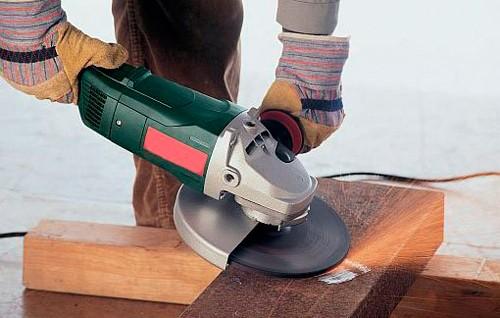Фото: Обработка древесины