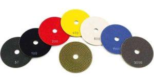 Фото: Шлифовальные диски
