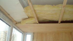 Утепление деревянного потолка своими руками 436