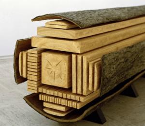 Фото: Производство бруса - каак правильно распилить дерево с минимальными потерями