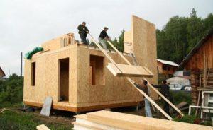 Фото: Дом из сип панелей
