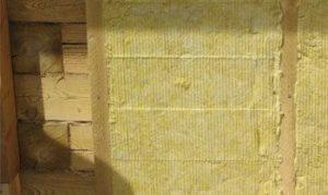 Фото утепление фасада брусового дома базальтовыми плитами