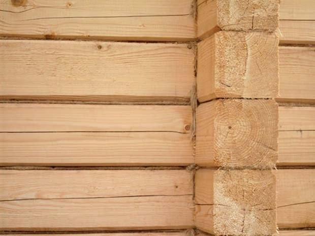 фото: Простой прямоугольный брус